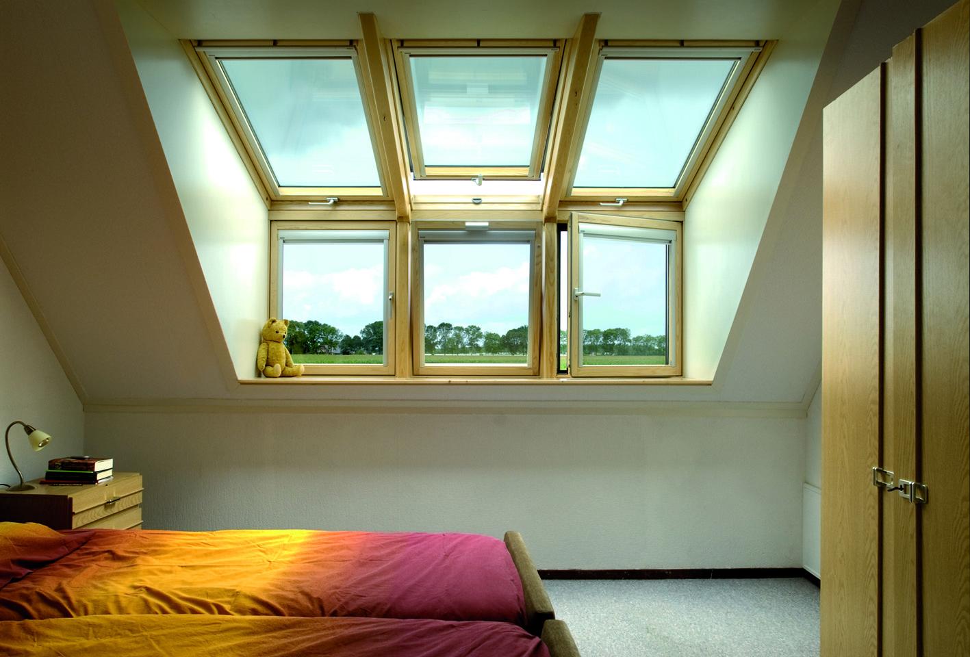 Daglichtsystemen zeer volwaardig alternatief voor de dakkapel