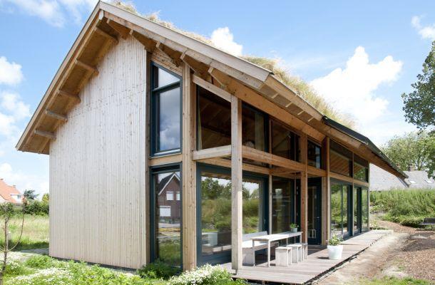 Winnaars verkiezing beste energieneutrale huis van for Huis energieneutraal