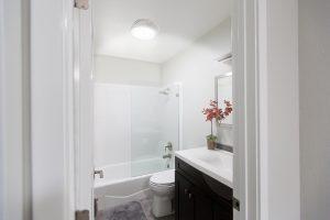 Solatube 25 cm vierkant in toilet