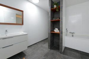 Solatube 35 cm in badkamer