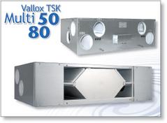 VALLOX MULTI 50/80