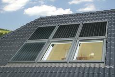 Zonnecollectoren van FAKRO zorgen voor een besparing tot wel 70% op uw energiekosten.
