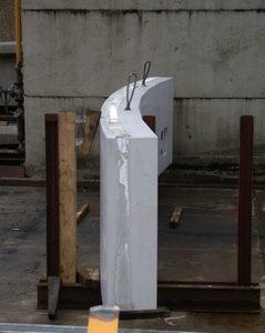 Geisoleerde betonconstructies