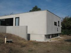 Geisoleerde betonconstructies Snel eenvoudig bouwen