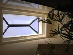 """Passief Huis glasdak PR 60 Glasdak volgens het """"Passief Huis"""" concept met certificaat"""