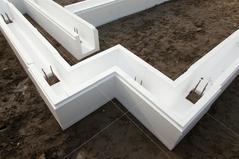 Unidek Funderingsbekisting eps isolatie isolatiemateriaal isolerend isolatiematerialen unidek