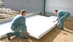 Solidek HL vloerisolatie vloer isolatie isolerende elementen dakelementen vloerelementen kingspan unidek eps piepschuim na-isolatie renovatie isolerende