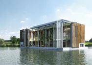 Draaibare boot van 4D wint ontwerpwedstrijd