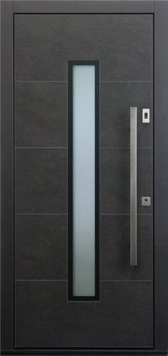 Passiefhuisdeur CU A-483 T2 Ceramic Pladeko Ramen en Deuren