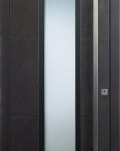 Passiefhuisdeur B35 T2 Ceramic Pladeko Ramen en Deuren
