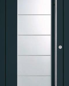 Passiefhuisdeur CU B34 T2 Pladeko Ramen en Deuren
