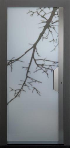 Passiefhuisdeur CU glass T2 Ast Pladeko ramen en Deuren