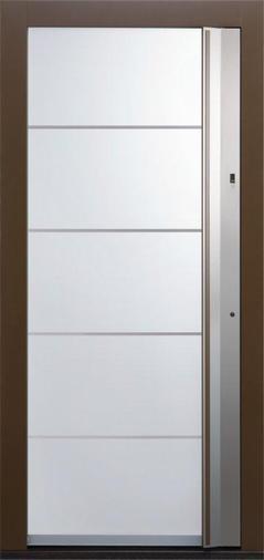 Passiefhuisdeur CU glass T2  Pladeko Ramen en Deuren
