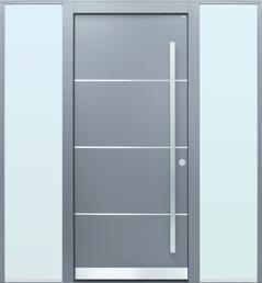 Passiefhuisdeur CU B9 T2 Pladeko Ramen en Deuren