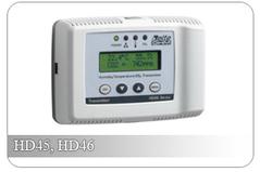 HD45 en HD46 Regeling op basis van CO2