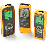 Fluke laserafstandmeters