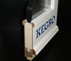 Passiefhuis deur KegaPro+ Kegro Deuren