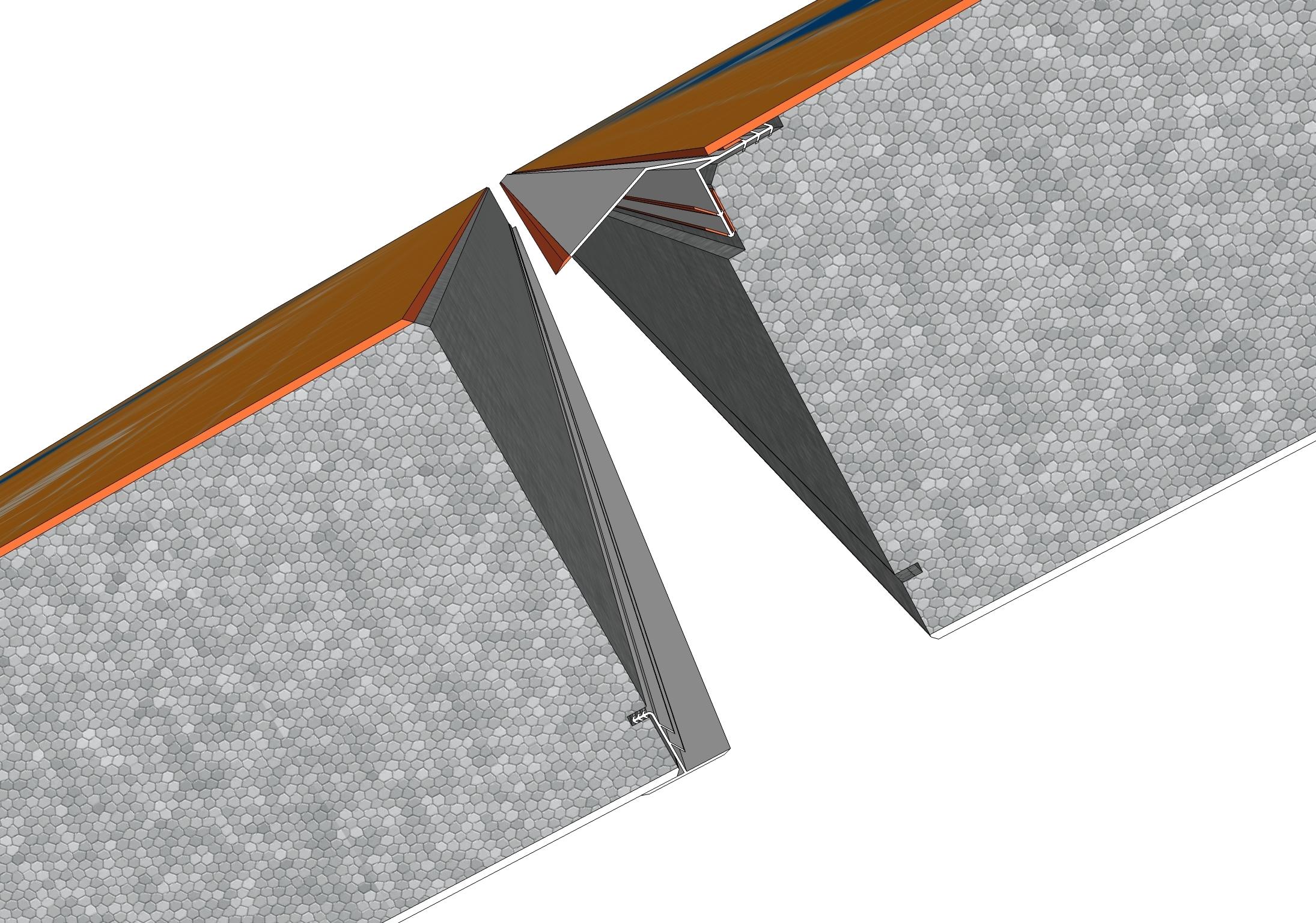 Aansluiting slimfix spoor stap 1