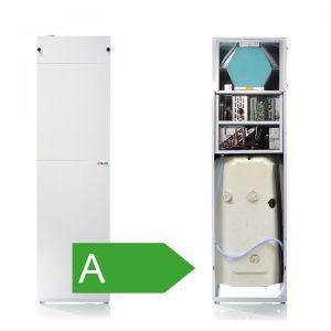 Nilan Netherlands Compact S ventilatie warmtepomp