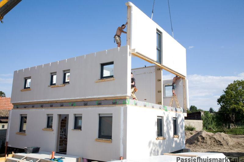 Prefab bouwen